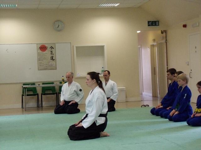 Aikido Women Are Powerful